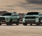 2021 Toyota Sequoia Edition Vehicle Redesign Photos Towing Capacity