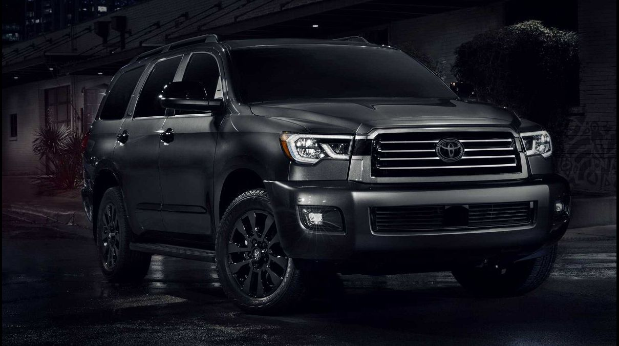 2021 Toyota Sequoia News Colors Diesel Hybrid Concept Interior