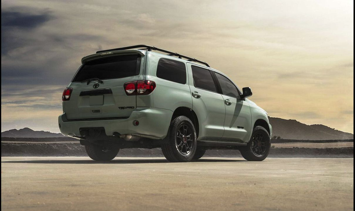 2021 Toyota Sequoia Nj 2019 Off Road Overland Lifted