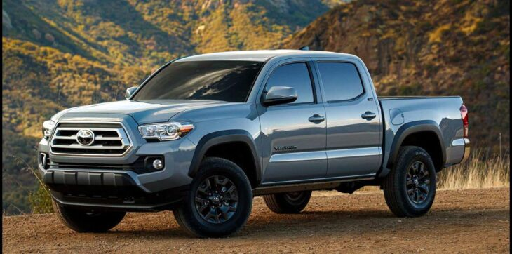 2021 Toyota Tacoma Trd Pro 0 60 Cost Msrp Pics Wiki 2020 Mpg