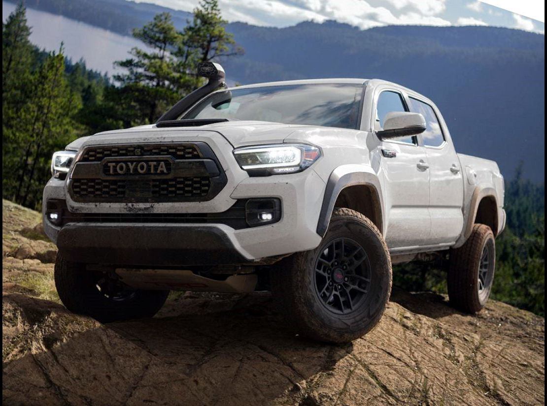 2021 Toyota Tacoma Trd Pro Colors For Sale Lunar Rock Price