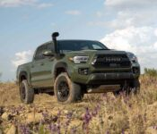 2021 Toyota Tacoma Trd Pro Release Date V6 Interior Specs Review