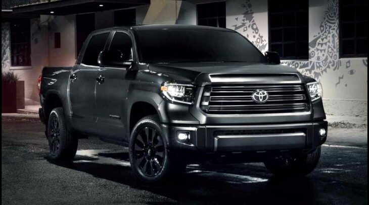 2021 Toyota Tundra Army Green Availability Accessories Arrival Australia