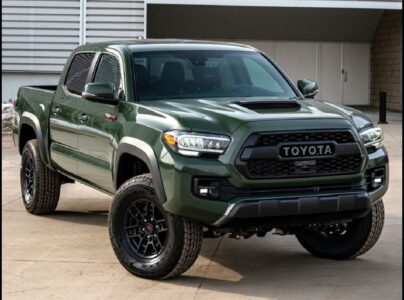 2021 Toyota Tundra Auto Show Announcement At Chicago The