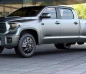 2021 Toyota Tundra Bed Cover Storage Body Style Voodoo