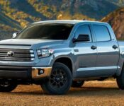 2021 Toyota Tundra Build A New Brochure Blue Black