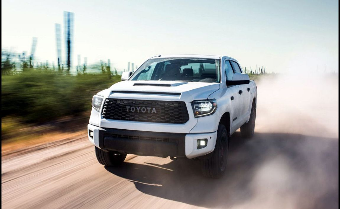 2021 Toyota Tundra Cost Cummins Cement Crew Cab Double