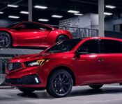 2022 Acura Mdx Awd Technology Sh Awd Trims Hp Spy