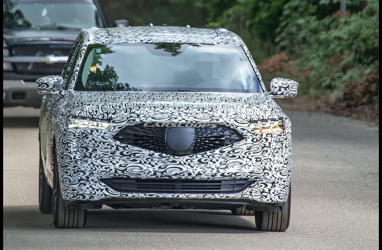 2022 Acura Mdx Photos Type S New Images Pictures