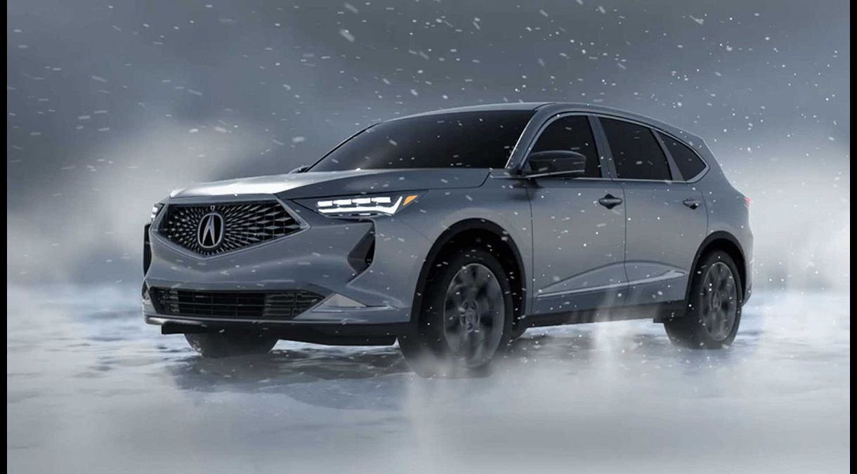 2022 Acura Mdx Reviews Hybrid Sport Towing Capacity Navigation