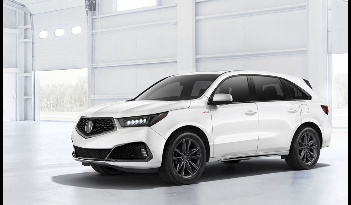 2022 Acura Mdx Slc Packages Vs Rdx For Sale