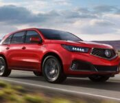 2022 Acura Mdx Tow Hitch Cargo Space 50000 Service