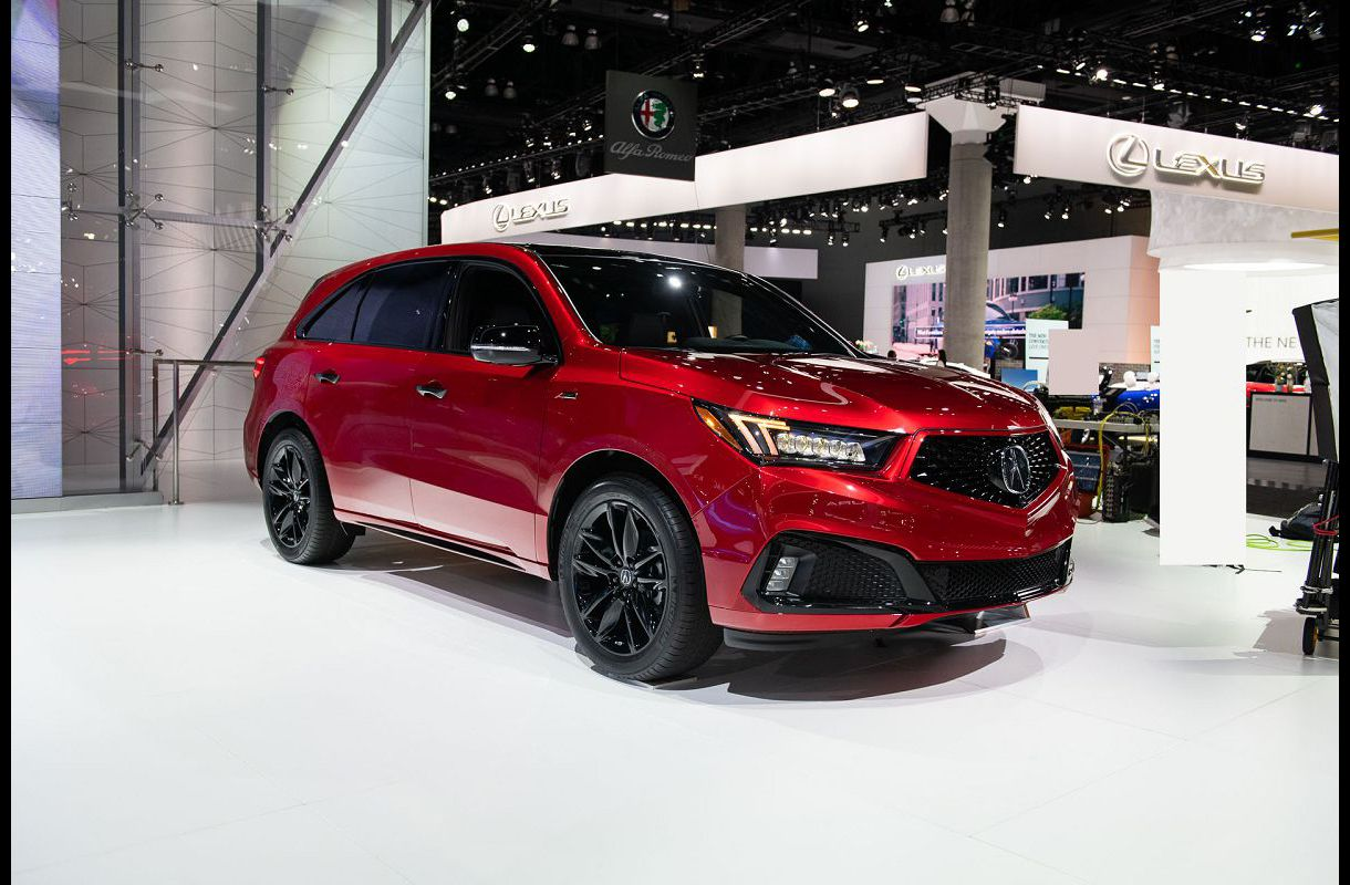 2022 Acura Mdx Trim Levels Suv Base Colors Wheels