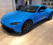 2022 Aston Martin Vantage Cover Carbon Fiber Sun Shade