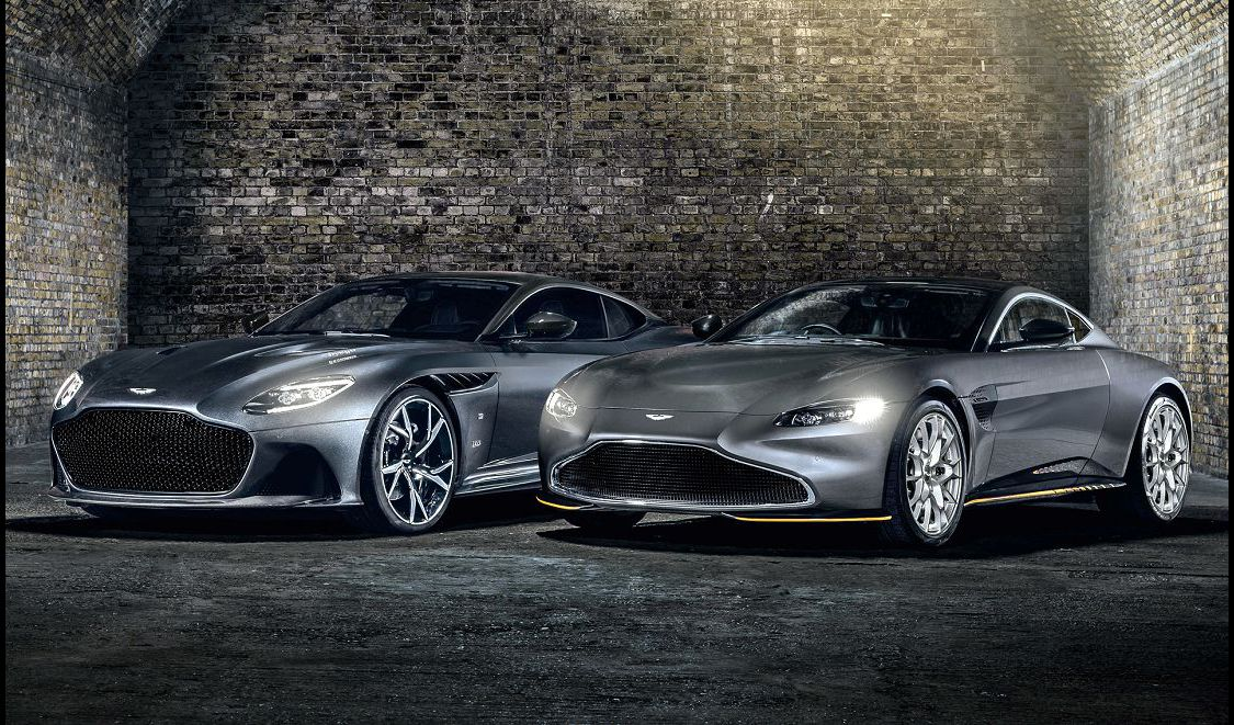 2022 Aston Martin Vantage Review Volante Brochure 4 V8 0