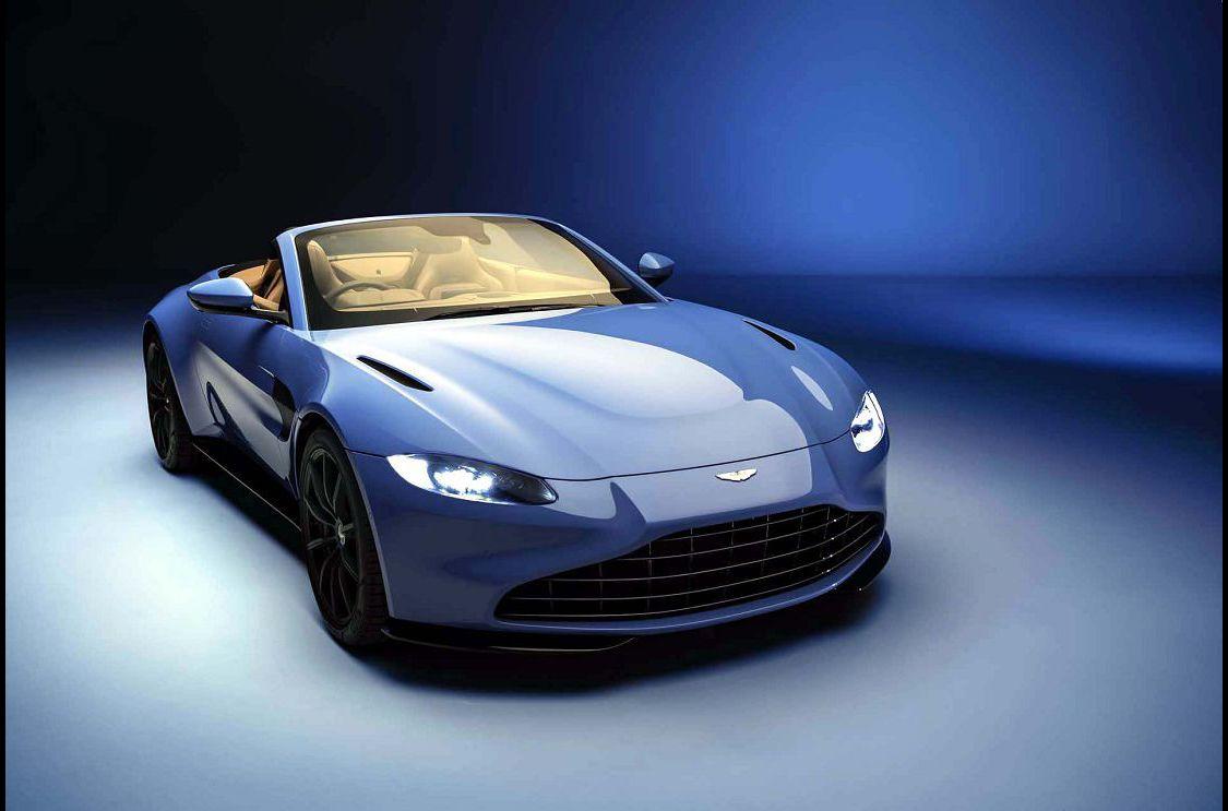 2022 Aston Martin Vantage To 60 2022 Point For Sale