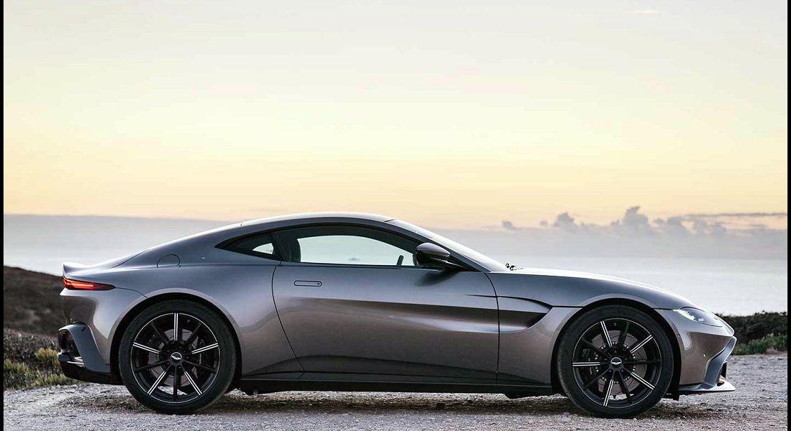 2022 Aston Martin Vantage Top Speed Hp V12 0 60 Amr