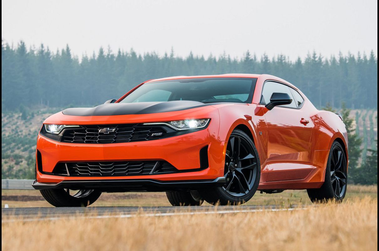 2022 Chevy Camaro Accessories 4 Cylinder Rs Zl1 Hp