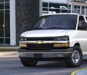 2022 Chevy Express Box Passenger Vans Conversion Camper