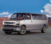 2022 Chevy Express Door Handle Seat Covers Roof Rack