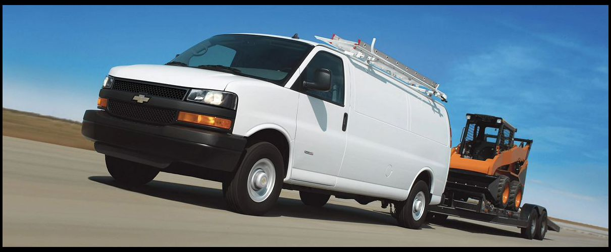2022 Chevy Express Top Problems Accessories Side