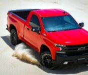 2022 Chevy Silverado Hd Zrx 2500 1500 Refresh Spy