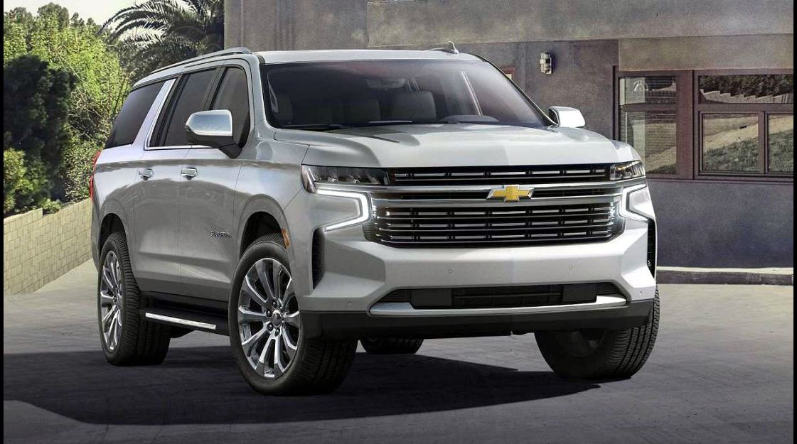 2022 Chevy Tahoe And Towing Off Road Lifted Rst