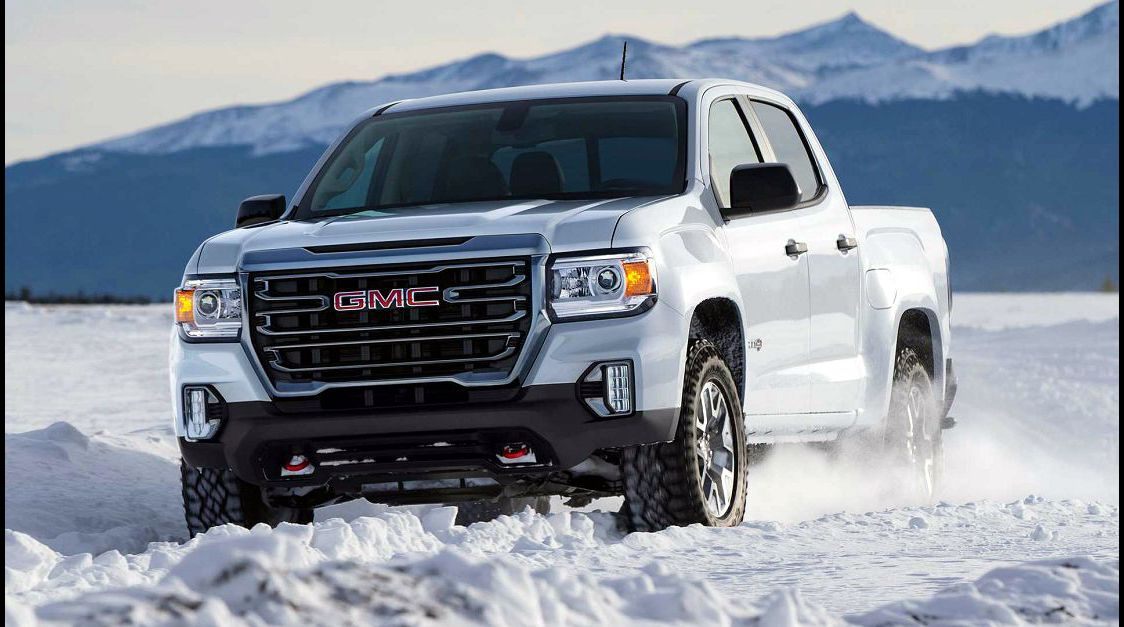 2022 Gmc Canyon Images Concept Pictures 2020 For Sale