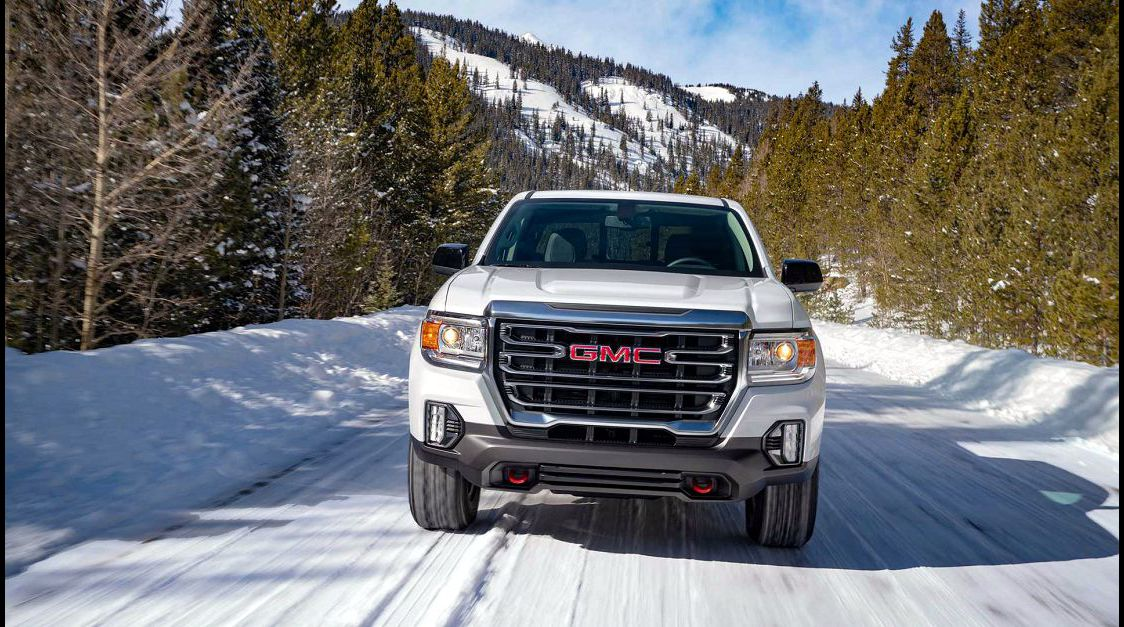 2022 Gmc Canyon Review Lifted Vs Chevy Colorado Off