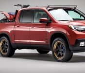 2022 Honda Ridgeline Capacity Trim Comparisons Owners Manual Rtl
