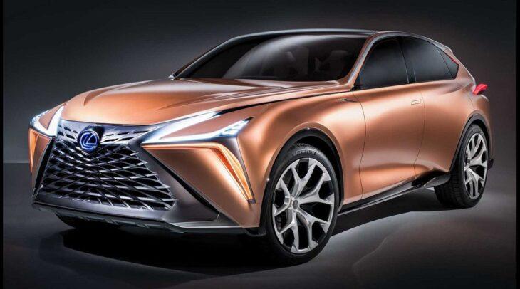 2022 Lexus Rx App Car Game Accessories Key Fob
