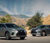 2022 Lexus Rx Rx350 Rx350l Rx450h 350 Redesign