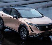 2022 Nissan Ariya 2020 2021 Specs Ev Price