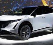 2022 Nissan Ariya Pricing Cost Logo Msrp News