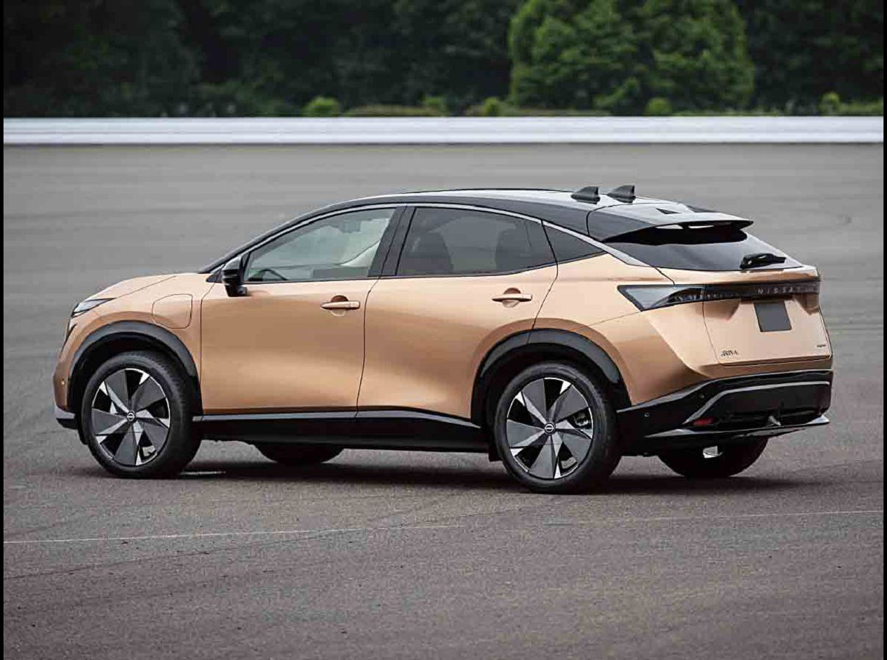 2022 Nissan Ariya Reddit Reveal Canada Concept Interior