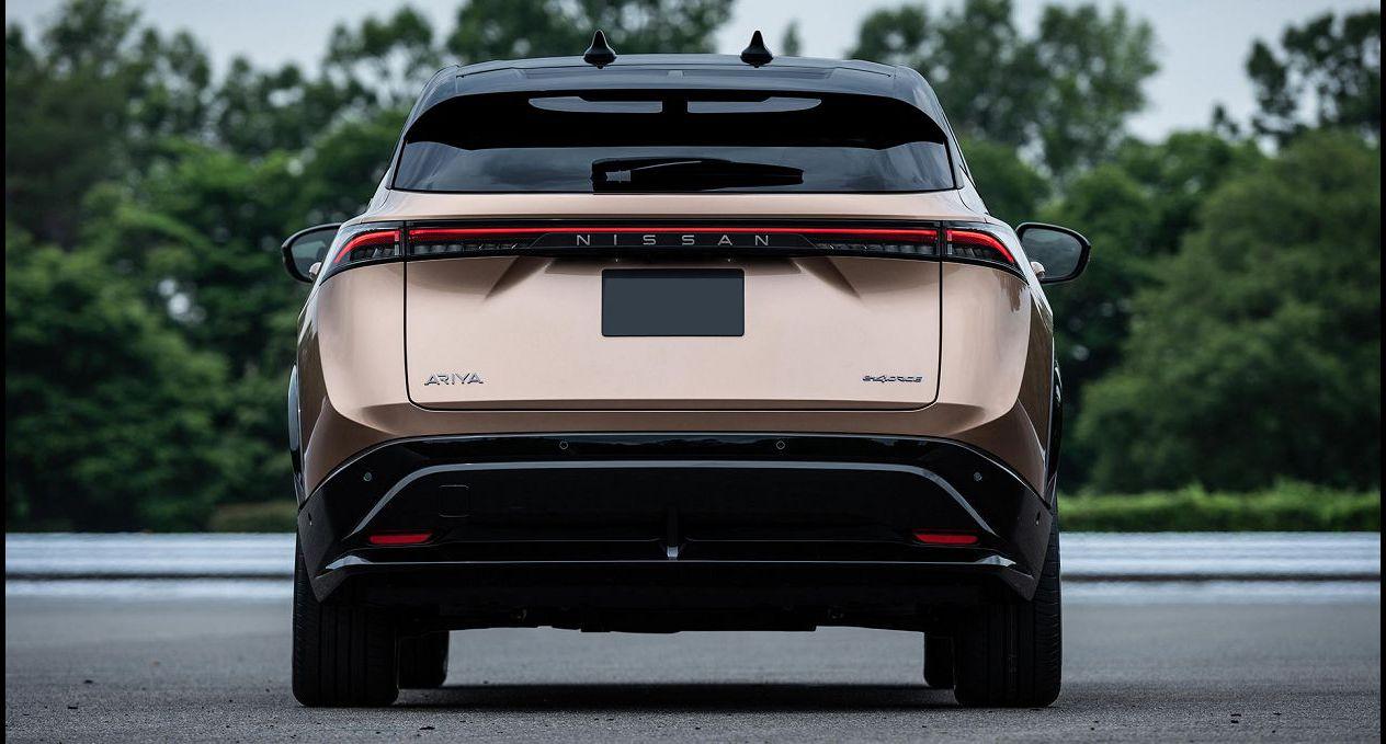 2022 Nissan Ariya Review Vs Electric Reveals