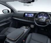 2022 Nissan Ariya Temperature Management