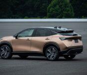 2022 Nissan Ariya Tesla Model Y Test Drive