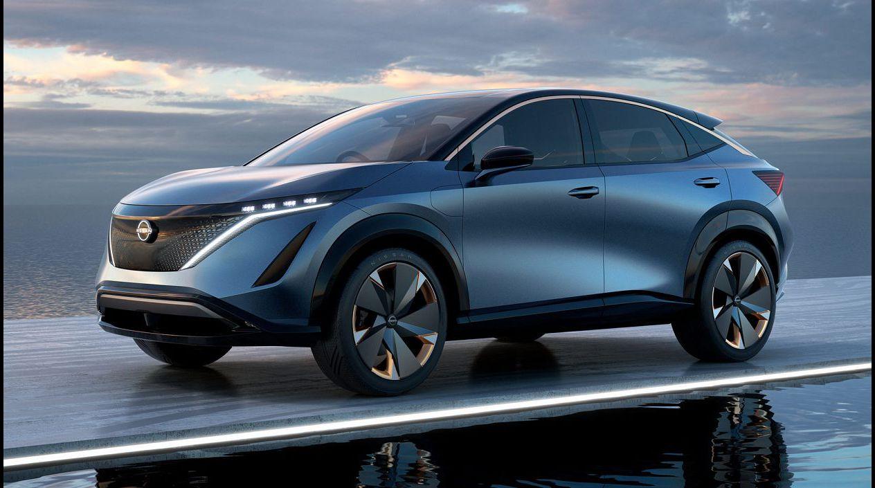 2022 Nissan Ariya Wiki Spec Forum Frunk Miles