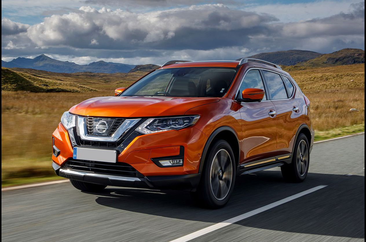 2022 Nissan X Trail Hybrid 2021 New 2022 Model Gt