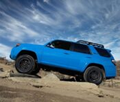 2022 Toyota 4runner Engine Hybrid Limited Redesign Spy Photos