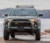 2022 Toyota 4runner Fob Cover Steering Wheel Hitch Sun