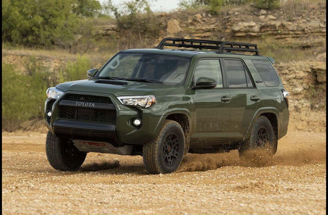 2022 Toyota 4runner Towing Capacity Spokane Wa 2019 2018