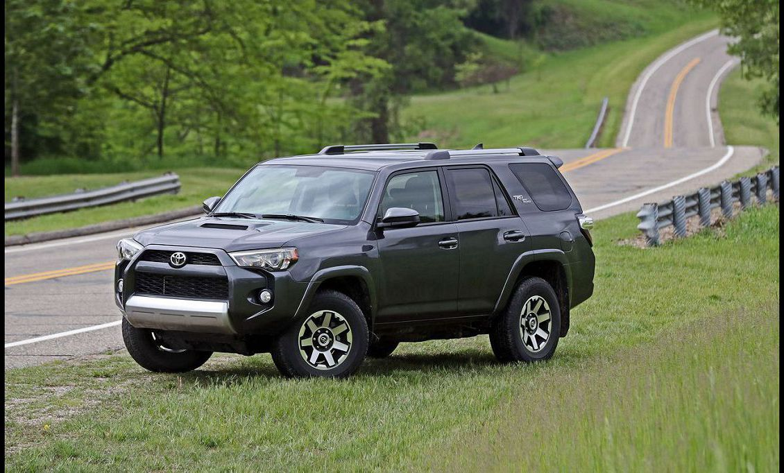 2022 Toyota 4runner Wiki 2012 2001 Mpg 1999 Nightshade