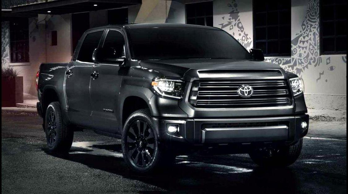 2022 Toyota Tundra Concept Engine Trd Spy Pickup Truck