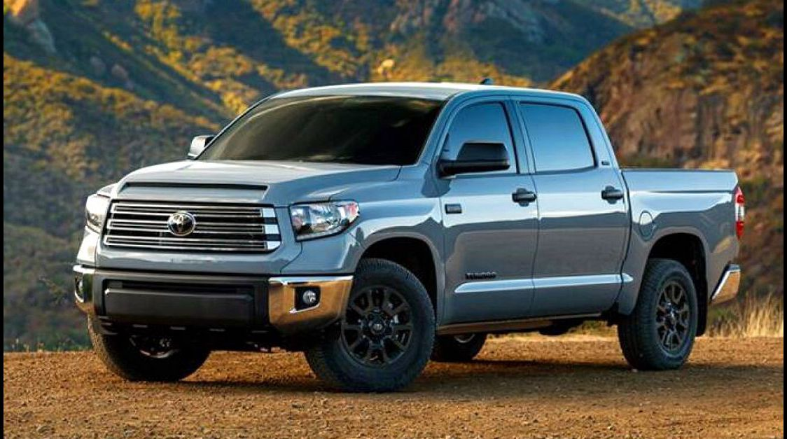 2022 Toyota Tundra Is Electrified Towing Capacity Interior Platinum
