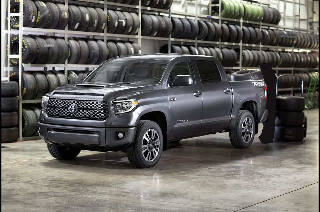 2022 Toyota Tundra Tacoma Special Edition Wheels Colors Camper