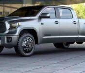 2022 Toyota Tundra V6 Twin Turbo Rendering Images New