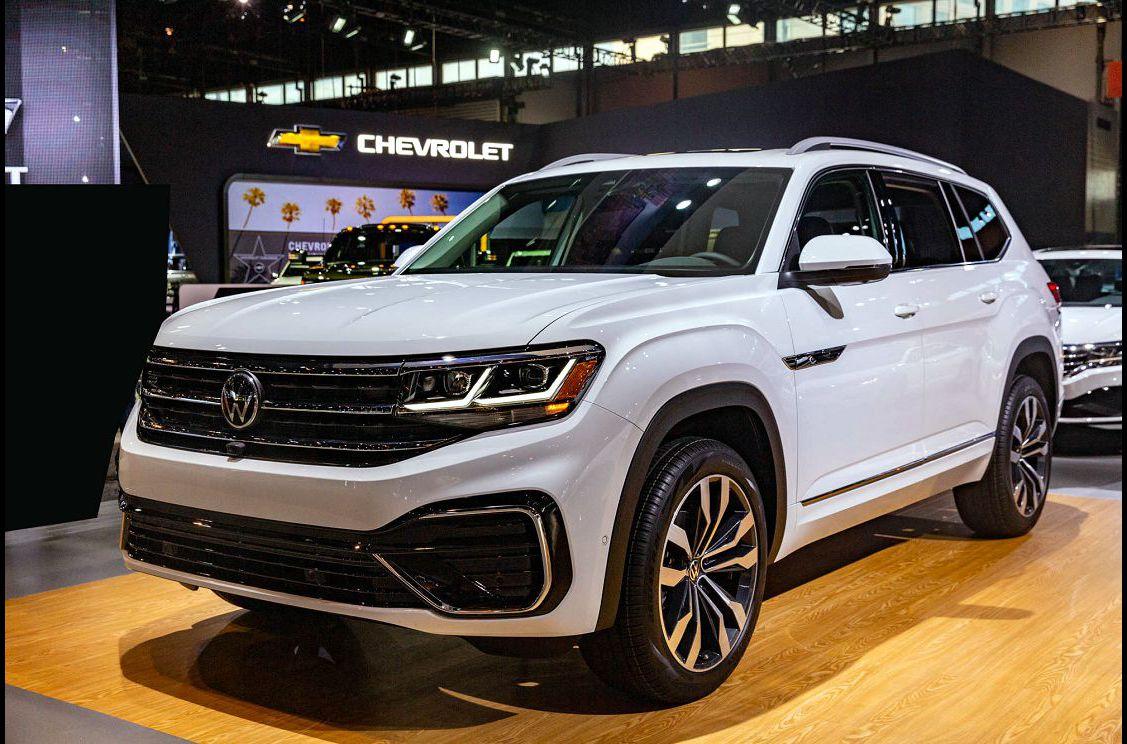 2022 Vw Atlas Car Vs Truck 2 Edition Cars