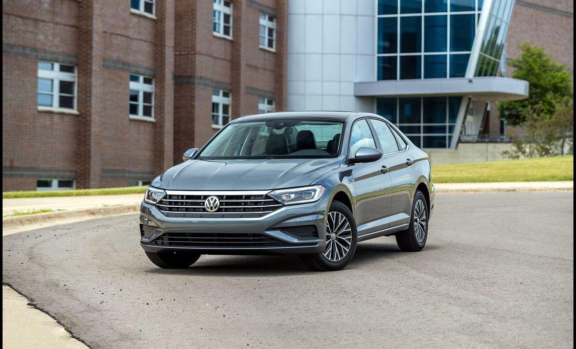 2022 Volkswagen Jetta 1.4t Se Auto S 6 Speed